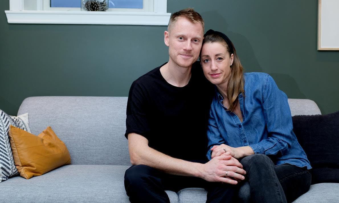 Vårt land: om grunderne Rachel & Kristian Elgen