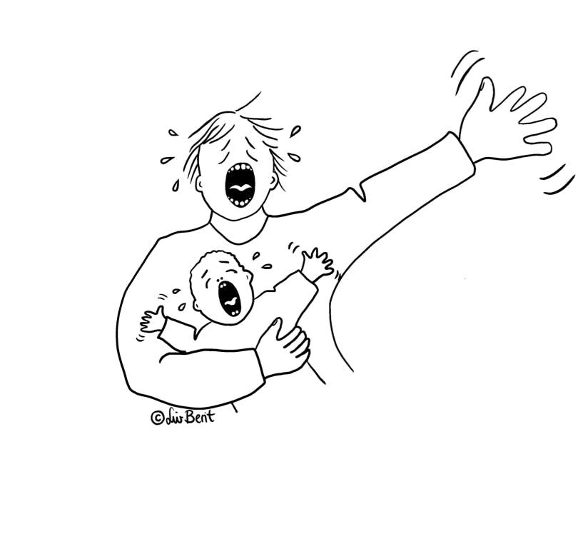 Foreldrekurs: Hvordan takle hverdagen uten å bli sint, stresset eller usikker?