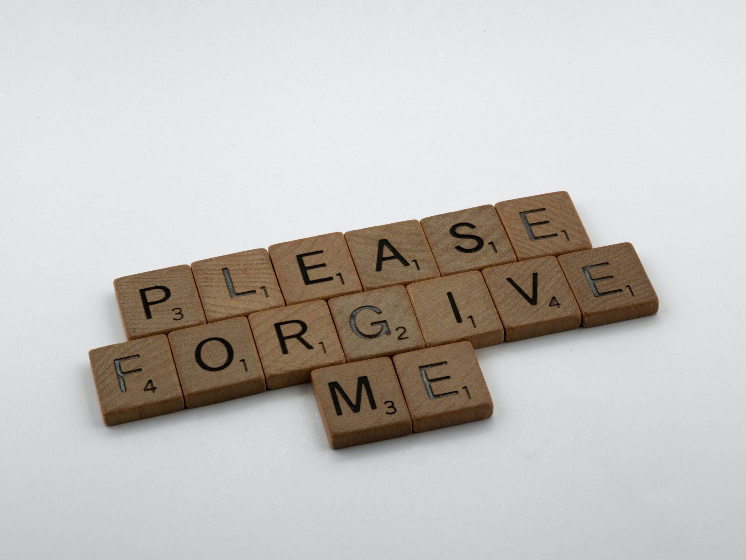 Digital gruppesamtale: Har du vanskelig for å si unnskyld?